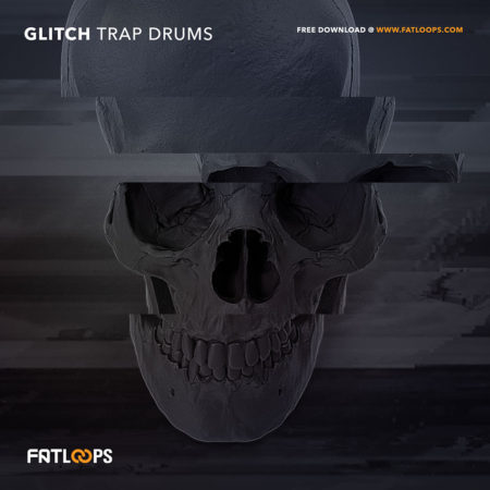 Glitch Trap Drum Samples by FatLoud