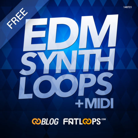EDM Synth Loops Free by Nuve2