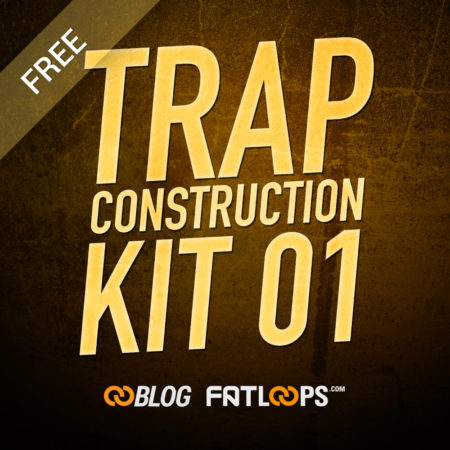 Free Trap Construction Kit 01 by FatLoud Download