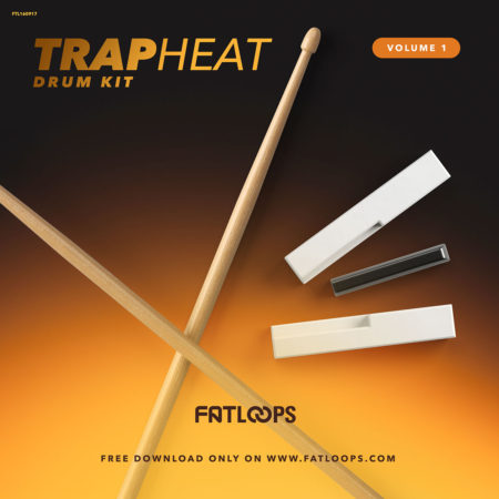 free trap drum samples by fatloud