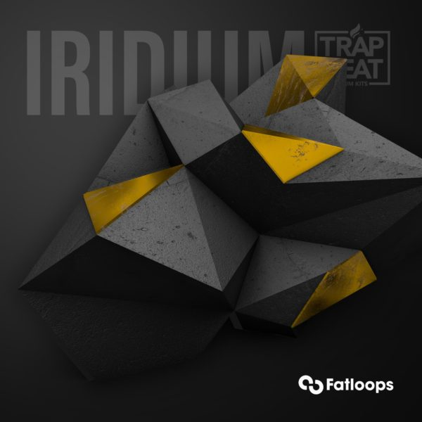 FatLoops Iridium Drum Kit Sample Pack