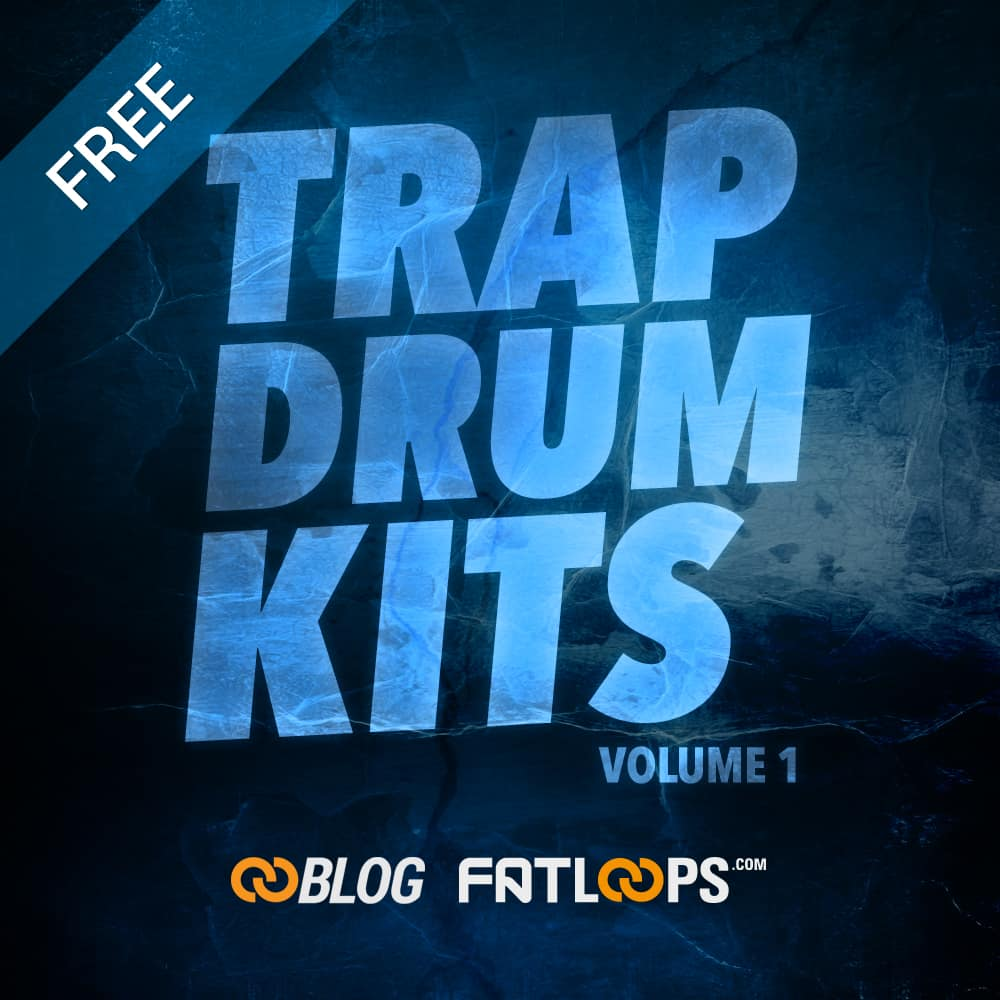 Trap Drum Kits Volume 1 Free Download FatLoops