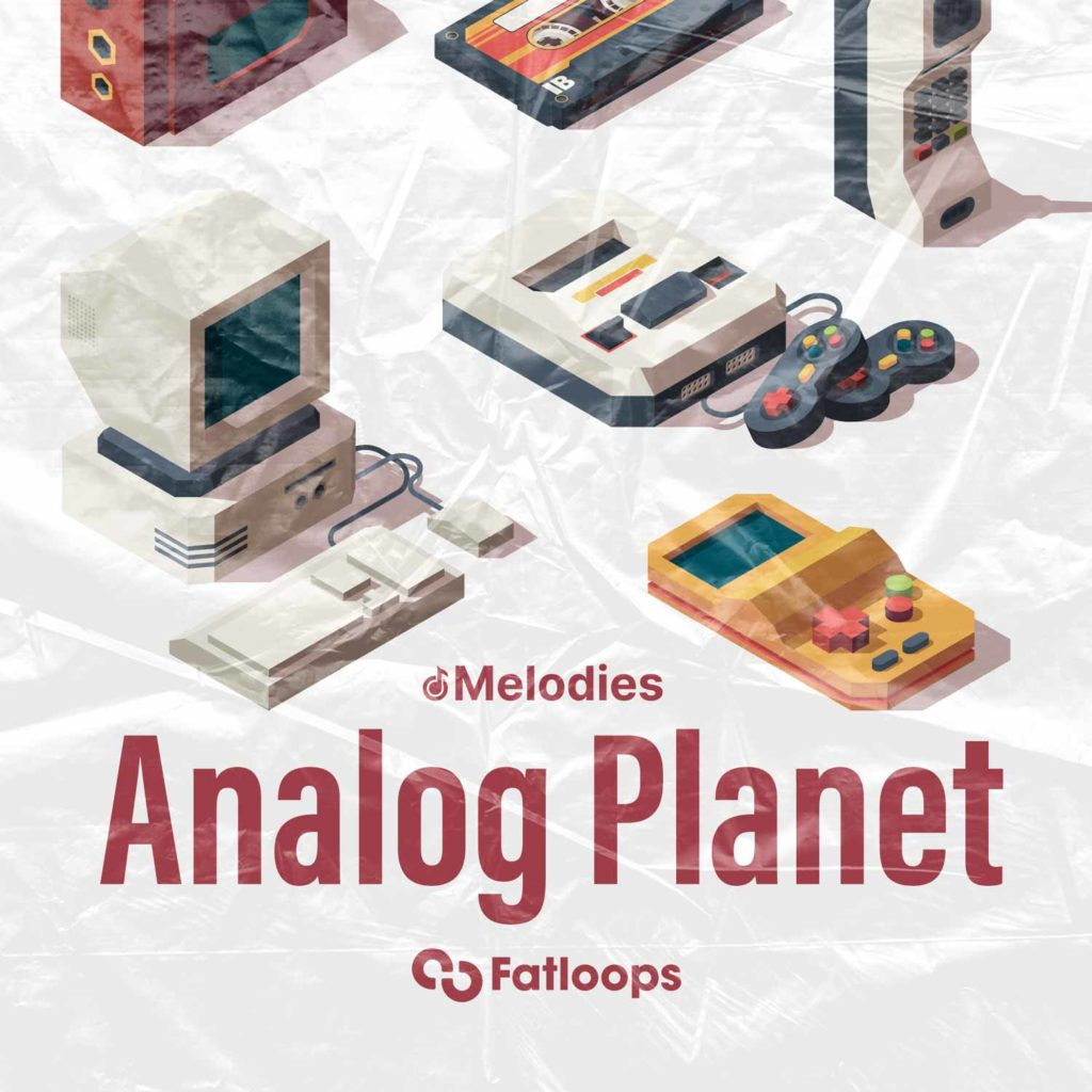 Synth Melody Loop Kit by FatLoops
